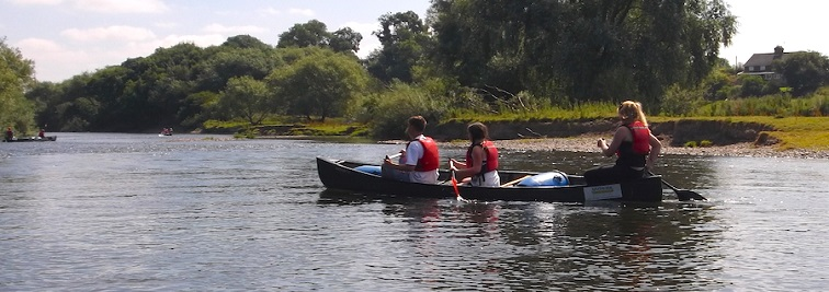 Ultimate Canoe and Kayak Hereford