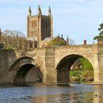 Wye Bridge Hereford