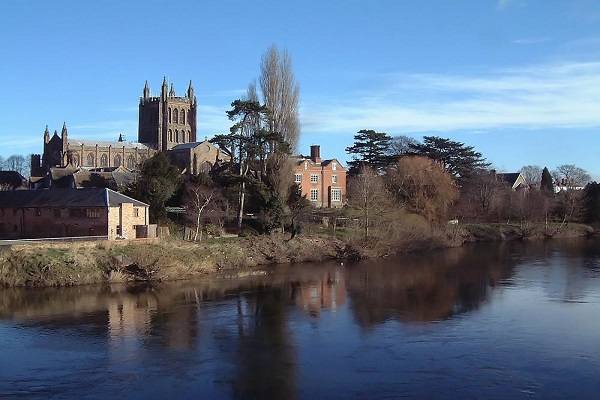 Attractions and Places to Visit in Hereford