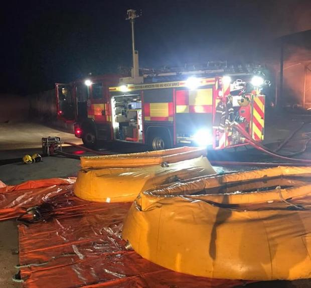Hereford Times: Photo: Peterchurch Fire Station